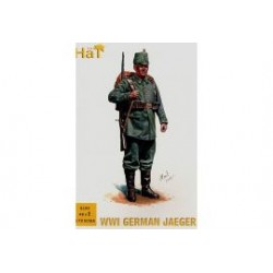 WWI GERMAN JAGER 1/72
