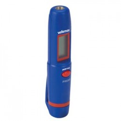 mini IR temperatuur meter -50 - 260 'C