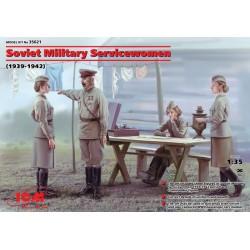 SOVIET SERVICECREW 1939-1942