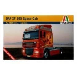 DAF XF 105 SPACE CAB 1/24