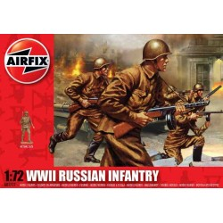 WWII RUSSIAN INF.S1 1/72