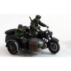 GERMAN MOTOR&SIDECAR 1/48