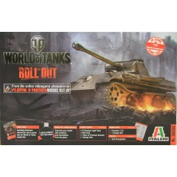 WORLD OF TANKS PANTHER 1/35