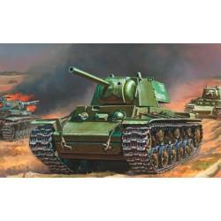 SOVIET HEAVY TANK KV-1 1940 1/100