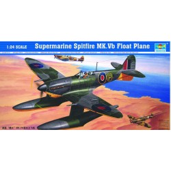 S.MAR. SPITFIRE MK.VB w FLOATS 1/24
