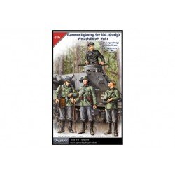 GERMAN INFANTRY SET VOL.1 1/35