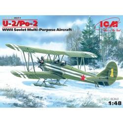U2/PO-2 WWII SOVIET AIRCRAFT 1/48