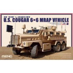 U.S. COUGAR 6x6 MRAP 1/35
