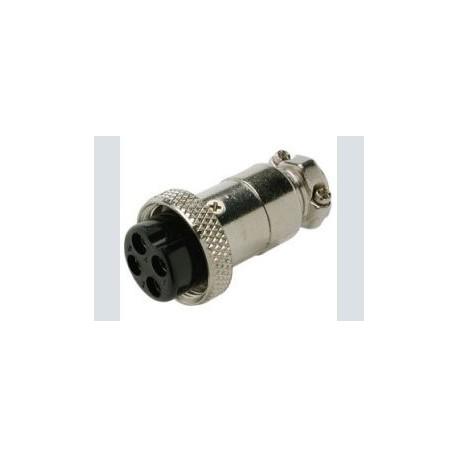 Cb-plug 3p.     female