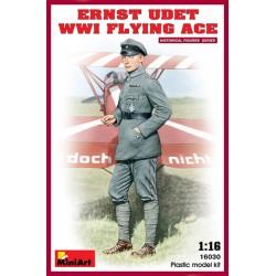 Ernst Udet WW1 Flying Ace 1/16