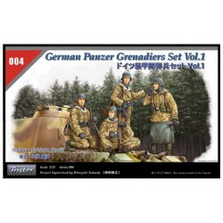 GERMAN PANZER GRENADIERS VOL.1 1/35