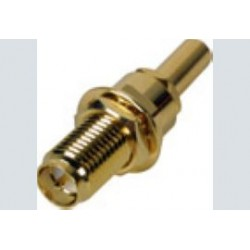 SMA plug fm reverse RG174