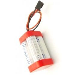 Eneloop ontvangeraccu 4,8V/2A blockpack FUT