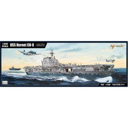 MERIT USS HORNET CV-8 1/200 1239mm