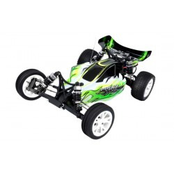 RTRe 1/10 2WD brushless racingbuggy 2.4Ghz
