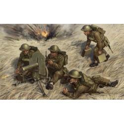 BRITISH GUN VICKERS 39-43 1/72