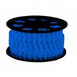 Lichtslang blauw/meter