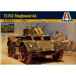 T17E2 STAGHOUND AA 1/35