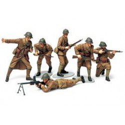 FRENCH INFANTRY WWII 1/35