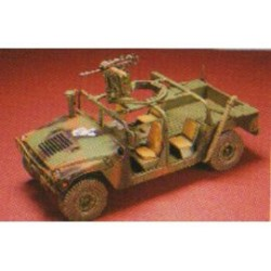 HUMMER M1043 MET MK.19 1/35