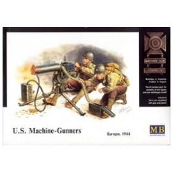 US MACHINEGUNSET 1/35