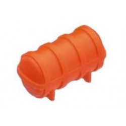 reddingssloep orange 18x37mm 2st.