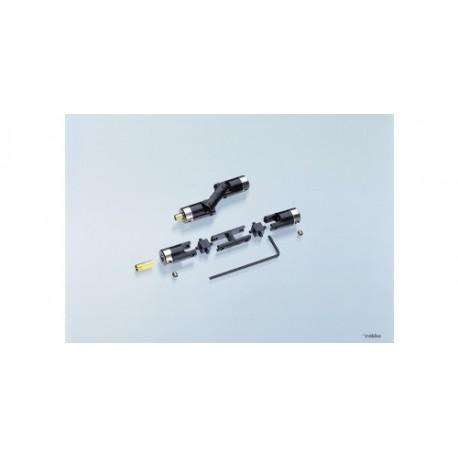 Komplete navy kardan 3,2/4 - 4mm