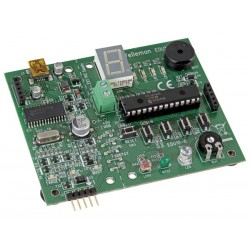 USB PIC programmer module