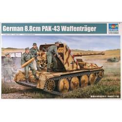 GERMAN 8.8CM PAK-43 1/35