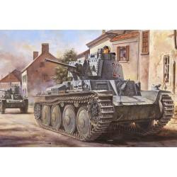 GERMAN PZ.KPFW.38(T) AUSF.B 1/35
