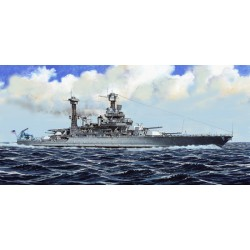 USS CALIFORNIA BB-44 1941 1/700