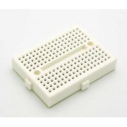 mini breadboard 4.7x3.7cm wit
