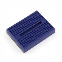 mini breadboard 4.7x3.7cm blauw