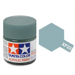 Potje acrylverf XF-23 light blue 23cc
