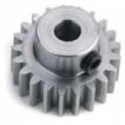 22t pinion 48dp (0.6 module) staal