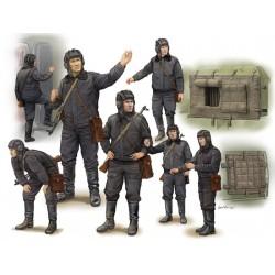 SOVIET SOLDIER SCUD B CREW 1/35