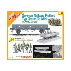 FLATBED TYP OMMR (2 AXLE) 1/35