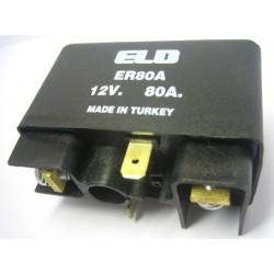 ELO relais 12V 80A