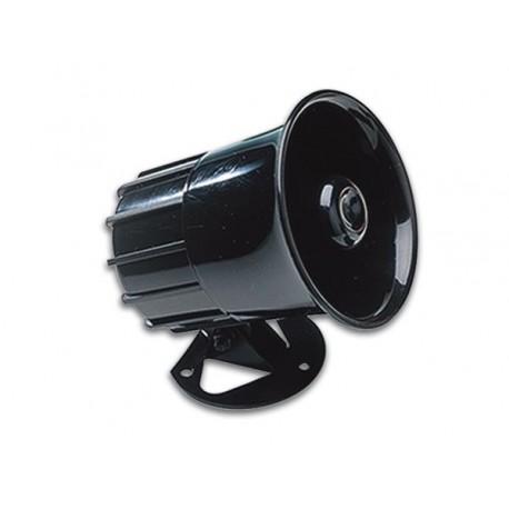 Elek. siren 6-12VDC 125Db
