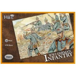 WWI GERMAN INFANTRY 1/72