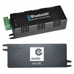 Bluetooth 2x15Watt versterker 12/220V