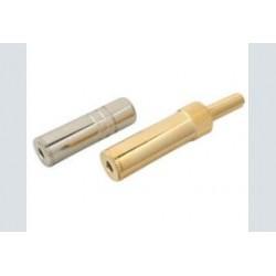 3.5mm kontra    mono metaal