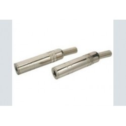 6.3mm kontra    mono metaal