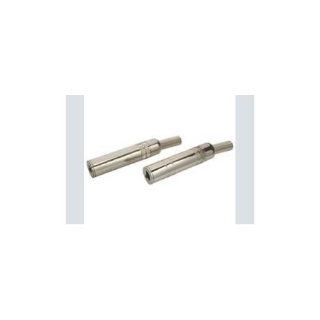 6.3mm kontra    stereo metaal