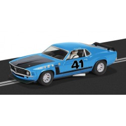 Slotrace auto Ford Mustang Boss 302 1/32