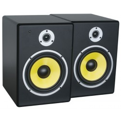 PD set active speakers 8'