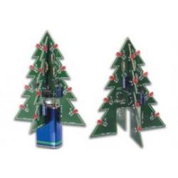 minikit 3D kerstboom