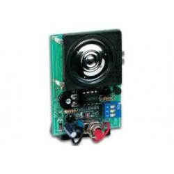 minikit hulpdienstgeluiden generator