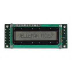 minikit mini LCD messageboard