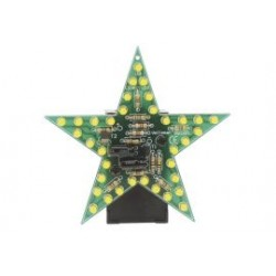 minikit Flashing ledstar geel